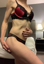 Lady Crystal – Mature 46 – GFE- 220/hr
